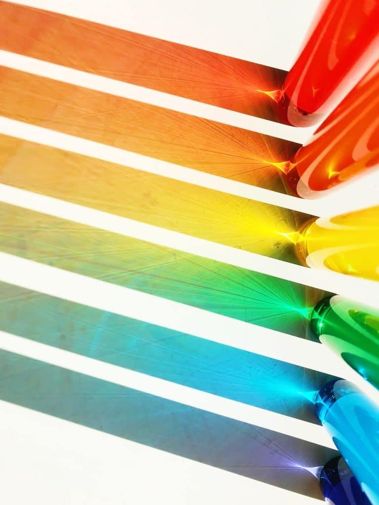 Unterschied zwischen färben und tönen