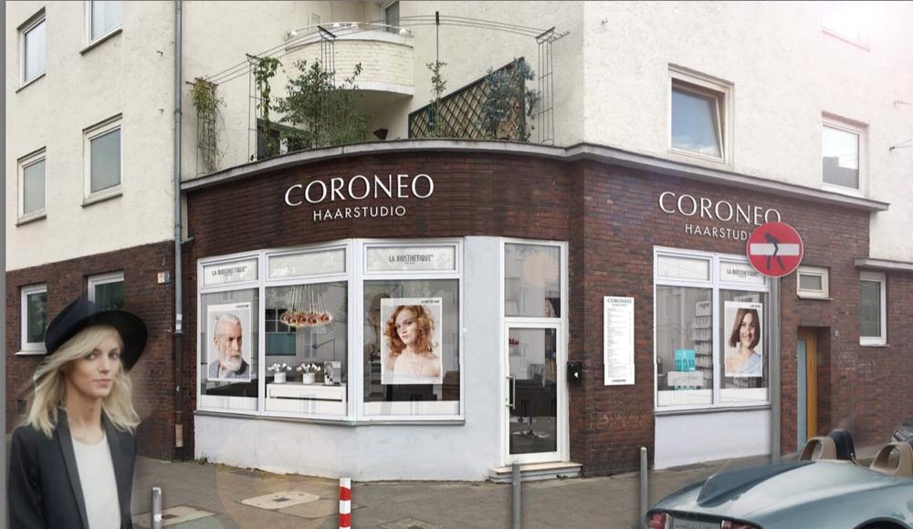 Adriano Coroneo Hair Artist Friseur Düsseldorf