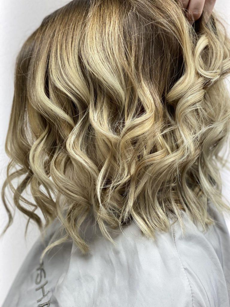 KS Friseur München Blond