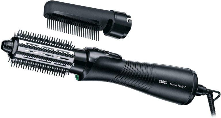 Braun Satin Hair 7 Airstyler Warmluft-Lockenbürste AS 720, 700 Watt mit Ionen Technologie