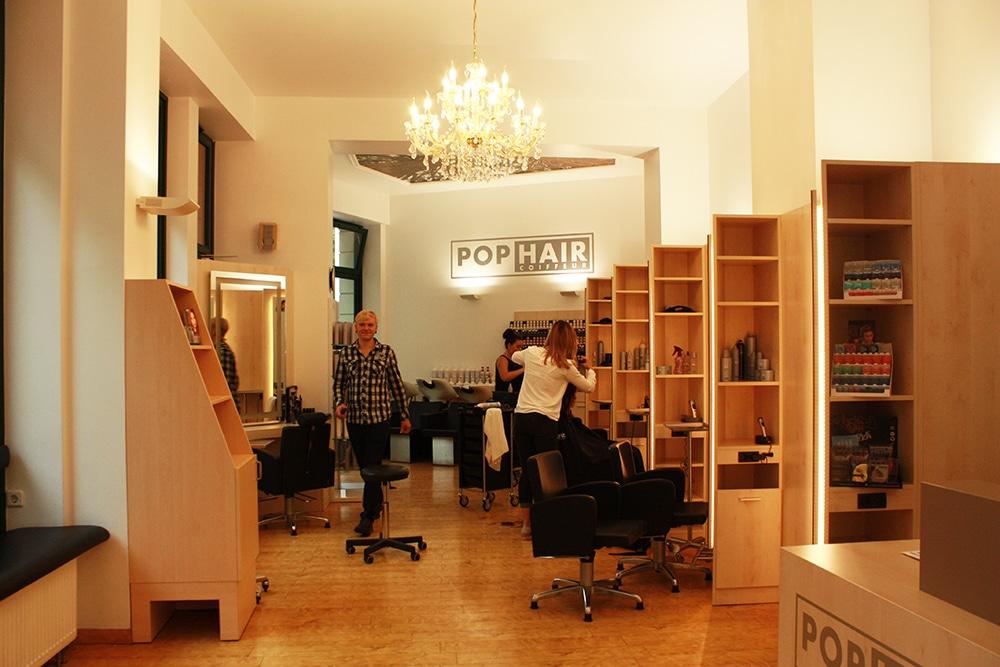 pophair Friseure Leipzig